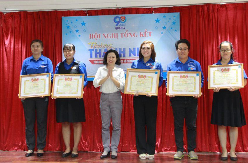 Hội nghị tổng kết tháng thanh niên